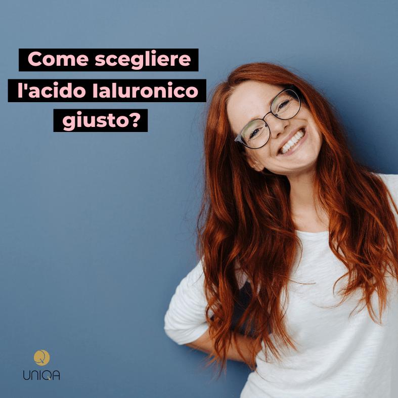 Acido Ialuronico | UNIQA
